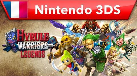Hyrule Warriors Legends - Trailer Campagne Wind Waker
