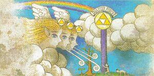 Hyrule déesses