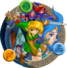 Oracle of Ages Artwork