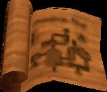 Screenshot-Karte in Ocarina of Time)