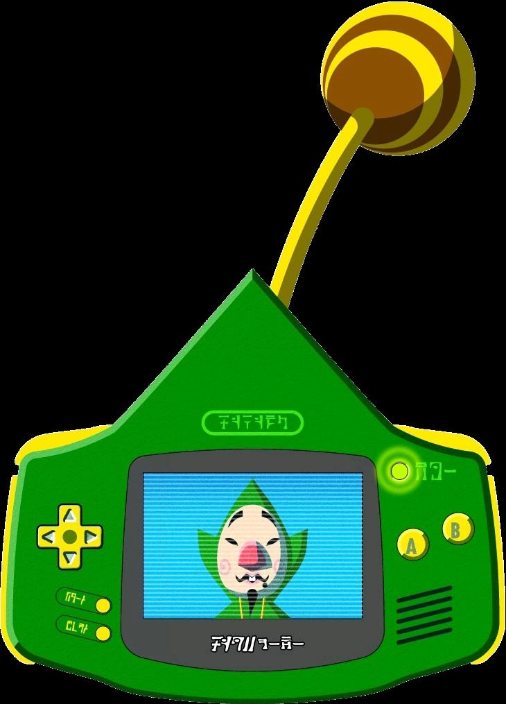 Tingle Tuner Zeldapedia Fandom Powered By Wikia
