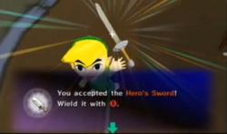Espada del Héroe 2