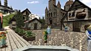 Hyrule Castle Town Market