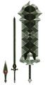 Hyrule Warriors Artwork Demon Blades (Concept Art).png