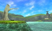 Lago Hylia OoT3D 3