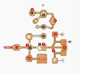 Mapa de En la tripa de Jabu-Jabu