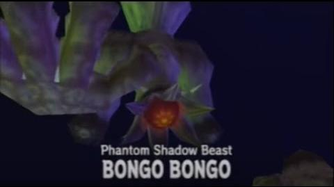 Ocarina of Time - Bongo Bongo