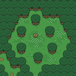 Bosque Embrujado ALttP