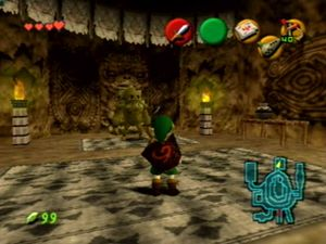 The Legend of Zelda: Ocarina of Time Glitches | Zeldapedia