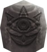 Gossip Stone (Ocarina of Time and Majora's Mask)