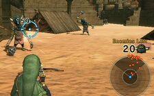 Patíbulo Desierto Link's Crossbow Training