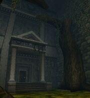 Templo del Bosque OoT
