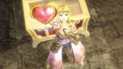 Zelda contenedor de corazón HW