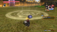 Hyrule Warriors Parasol Magic Circle