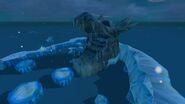 La Isla del Hielo descongelándose en TWW HD
