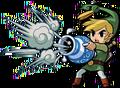 Link con Jarrón Mágico
