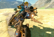 Master Cycle Zero (Breath of the Wild)