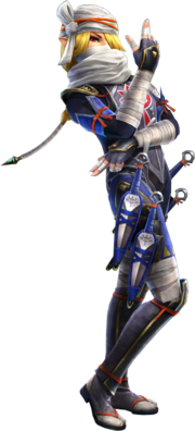 Sheik (Hyrule Warriors)