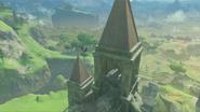 Templo del Tiempo (altura) BotW