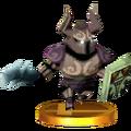 Trofeo Zelda Espectro SSB3DS