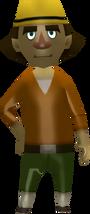 Vince figurine