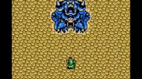 Zelda Oracle Of Ages Seasons - FINAL BOSS Ganon