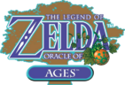 Zelda Oracle of Ages logo-0