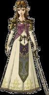 Artwork Princesa Zelda TP