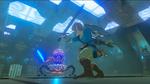 Link Affrontant un Gardien BOTW