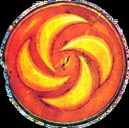 Médaillon des Flammes ALttP