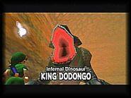 Rey Dodongo OoT