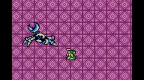 Zelda Oracle Of Seasons - Boss 4 Gohma