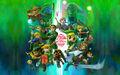 Atrwork Zelda 25 aniversario