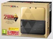 Caja europea de Nintendo 3DS XL especial
