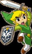 Link Attacking (Spirit Tracks)