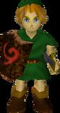 Link joven OoT