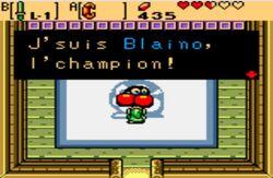 Blaino OOS