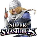 Icono comunidad ¡Apoya a Sheik! SSB4