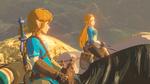 Link & Zelda Chevaux BOTW