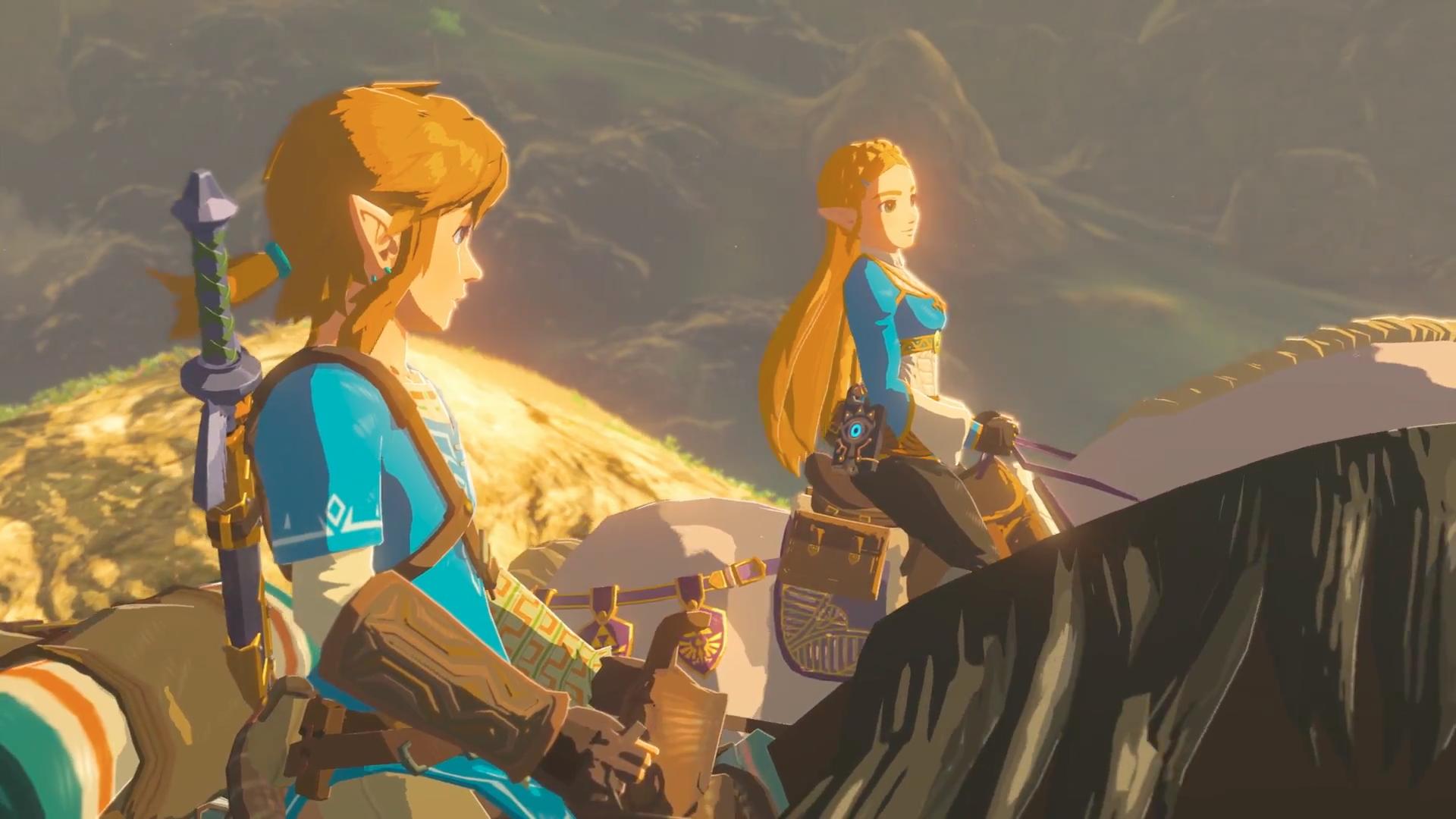 une fois cette histoire partage impa envoie link rencontrer pruha la chef du laboratoire du village delimith pour sa tablette sheikah - Link Et Zelda