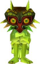 Lunar Child (Majora's Mask)