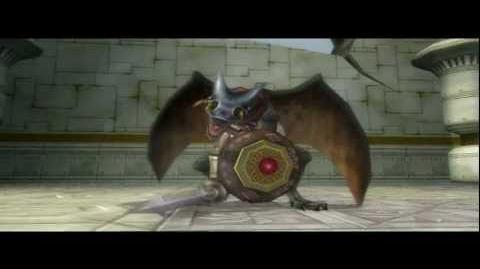 Aeralfos Sous-Boss de Célestia (Zelda Twilight Princess) HQ