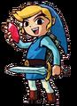 Blue Link (Four Swords)