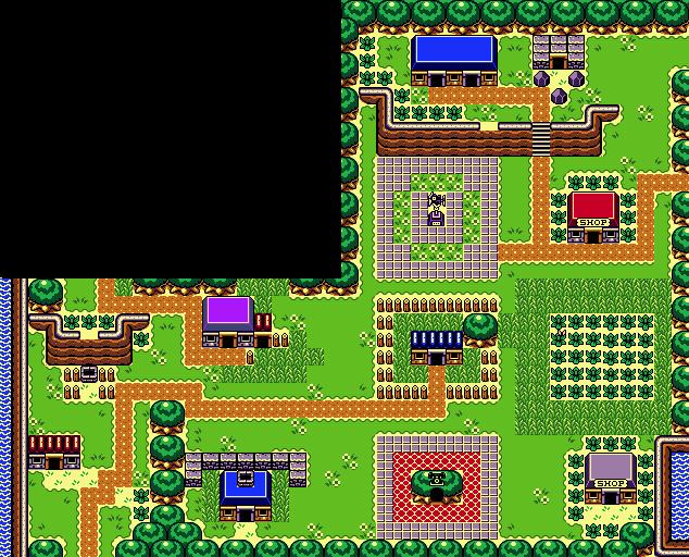 Mabe Village