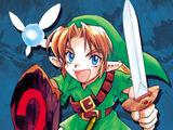 The Legend of Zelda : Ocarina of Time (Manga d'Himekawa)