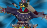 Hyrule Warriors Legends Helmaroc King Helmaroc Plume (Battle Intro)