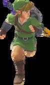 Link corriendo SS