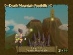 Montaña Muerte FSA
