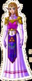 Pegatina Zelda (OoT adulta) SSBB