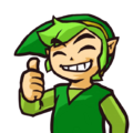 TFH Link verde ok